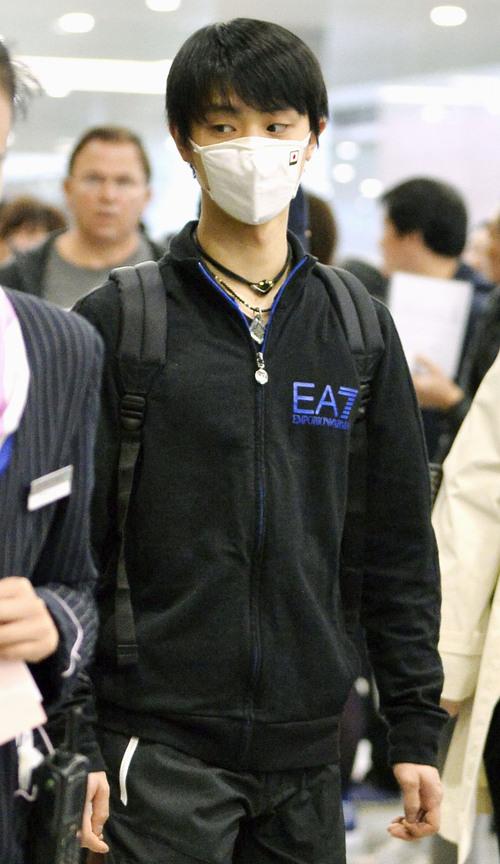 【羽生結弦】世界選手権 2015「日の丸マスク」の正体とは