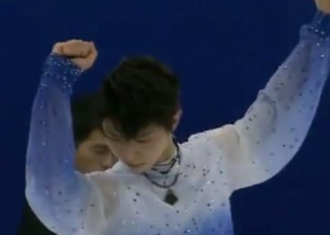 【羽生結弦】I Love you Yuzuru Hanyu~ スペインEnrique CoMa氏解説 同時解説 tdpパロマさん、ラジャくん WFS 2015 SP World Figure Skating Championships video