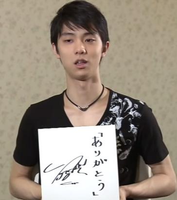 【羽生結弦】これからも「ありがとう」という意味を込めて インタビュー NHK復興支援ソング「花は咲く」に込めた思い
