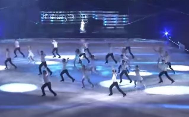 【羽生結弦】ファンタジー・オン・アイス 2015 神戸オープニング Opening Yuzuru Hanyu Faoi in KOBE