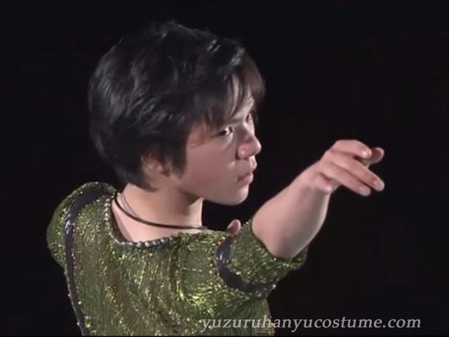 【宇野昌磨】新プログラムLegend World ファンタジー・オン・アイス2015幕張 Faoi