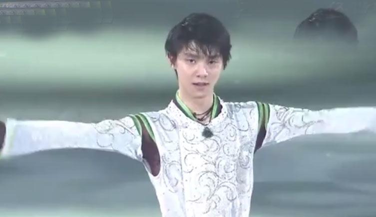 【羽生結弦】ファンタジー・オン・アイス 2015 in 神戸 SEIMEI Yuzuru Hanyu Faoi in KOBE