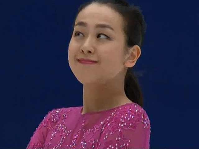 【浅田真央】翻訳神降臨 しかし恐ろしい 凄まじいスケーターだよ イタリア解説 2015 中国杯 SP