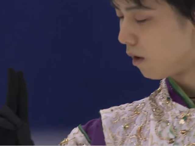 【羽生結弦】翻訳神降臨 超人の域に達してるね ブリティッシュ・ユーロ解説 NHK杯2015 FP
