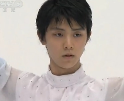 【羽生結弦】翻訳神降臨 完璧なスケーターの定義 ユニバーサルスポーツ解説 NHK杯2015 SP