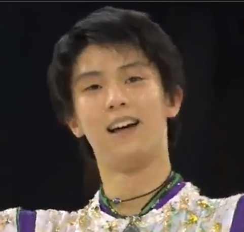 【羽生結弦】翻訳神降臨 見てくださいこの負けず嫌いな表情 スケートカナダ2015台湾解説
