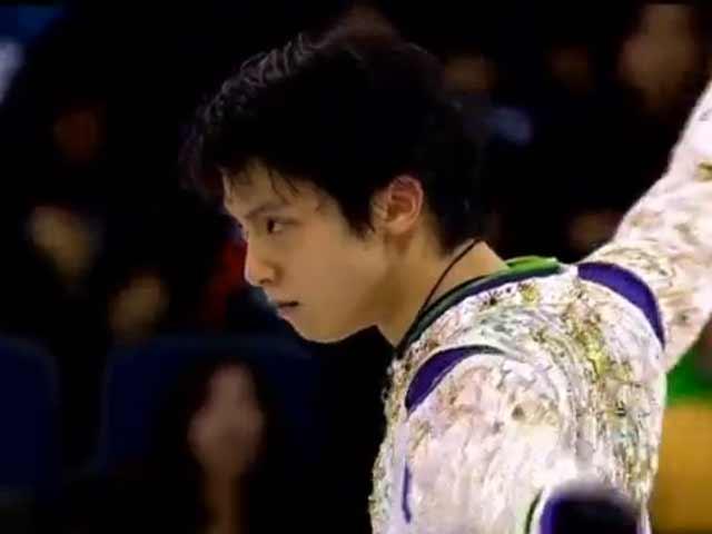 【羽生結弦】翻訳神降臨 静かな強い意志があった ブリティッシュ・ユーロ解説 スケートカナダ2015FP