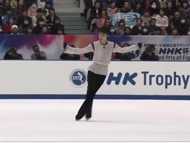 【羽生結弦】翻訳神降臨 何をやってのけた、ハニュー・・ イタリア解説 NHK杯2015 FP