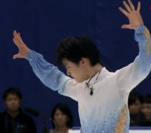 【羽生結弦】翻訳神降臨 彼がクリーンに滑ったら誰もかなわない ポーランド解説 NHK杯2015 SP