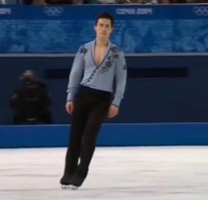 パトリック・チャン ソチオリンピック翻訳