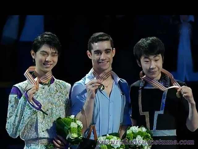 世界選手権2016 表彰式