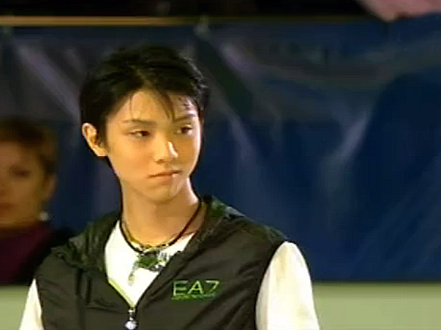 【羽生結弦】翻訳神降臨 この非常に年若い16歳の日本人選手がグランプリ大会初優勝を飾った ロステレコム杯2011 EX+アンコール EUROSPORTイタリアおとん解説