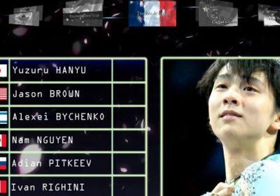 2016-2017フィギュア男子シングルアサイン