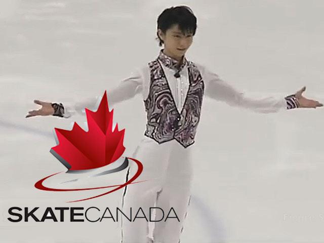 スケートカナダ2016のスケジュール・ライスト情報 公式練習動画もあるよ