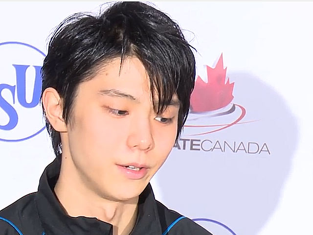 【羽生結弦】スケートカナダ2016 演技後英語インタビュー 訳有り