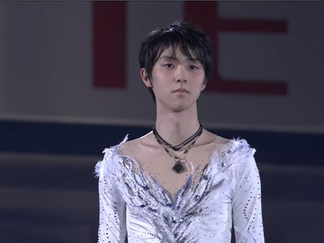 【羽生結弦】NHK杯2016EX+アンコール+どーもくんもちらっ
