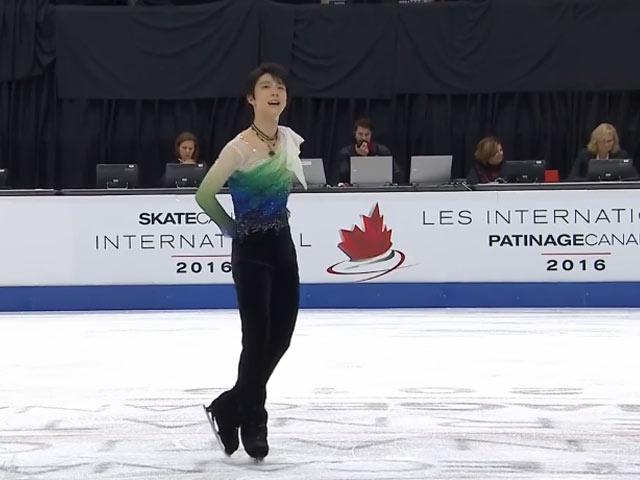 【羽生結弦】翻訳神降臨 プログラム開始から3秒後にはもう鳥肌を起こさせる・・・スケートカナダ2016 FS イタリアRai sport解説