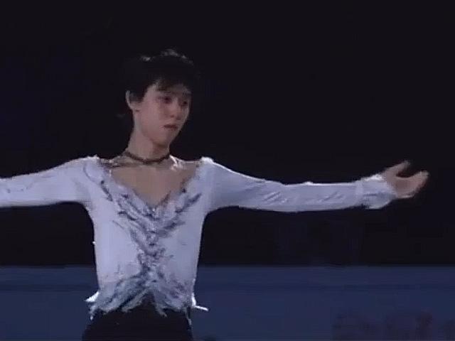【羽生結弦】翻訳神降臨 フィギュアスケート史上最高のものだったと言っていいでしょう 世界選手権2017 EXエキシビション フランスお茶の間解説