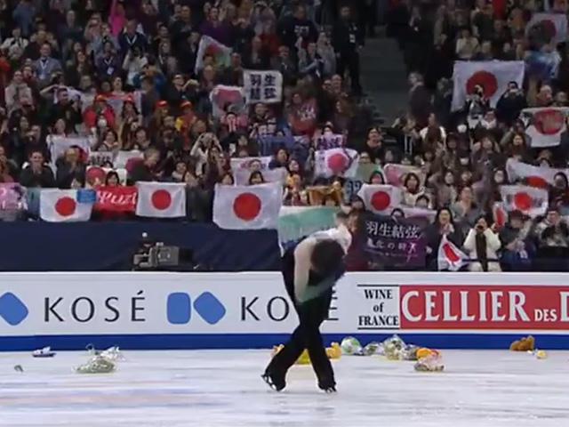 【羽生結弦】翻訳神降臨 彼にはすべてを投げうって熱狂する価値がある 世界選手権2017 FS NBC ジョニー・ウィアー解説
