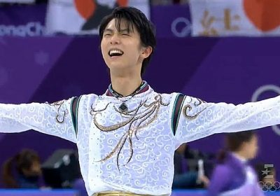 羽生結弦 金メダル