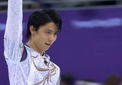 オリンピック金メダル 羽生結弦