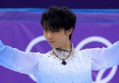 羽生結弦 オリンピックチャンピオン