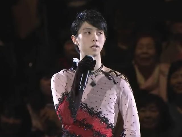 【羽生結弦】Continues with wings2018