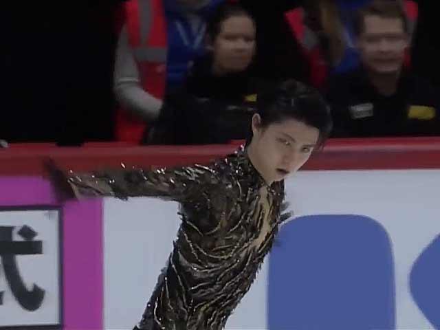 【羽生結弦】翻訳神降臨 彼はフィギュアスケート界の指揮官だね ブリティッシュユーロ解説 フィンランド大会2018 FS