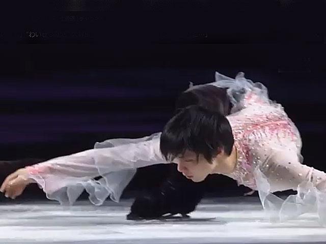 【羽生結弦】世界フィギュアスケート選手権2019 EX
